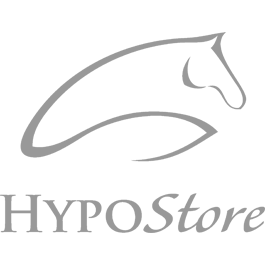Harry's Horse neoprene dressage girth, smooth black