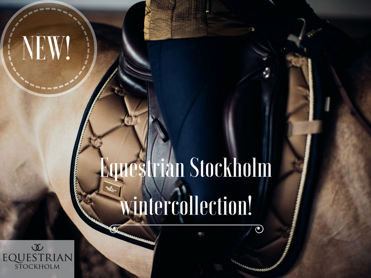 Wintercollection Equestrian Stockholm 2017