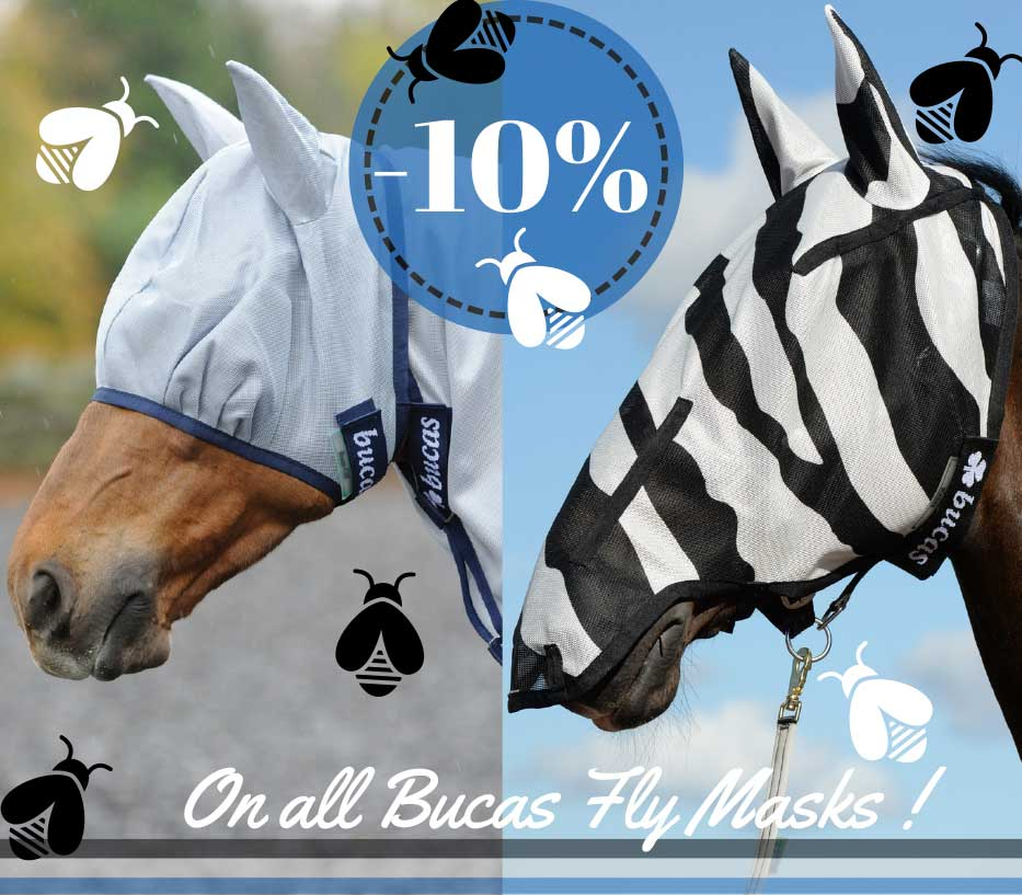Bucas Fly Masks