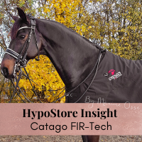 Review: Catago FIR-Tech deken - By Maxime Osse, MaxEquine