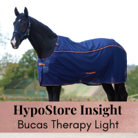 Gastblog by Bucas: Bucas Therapy Light