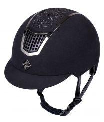 Fair Play Helmet Quantinum Chic Black