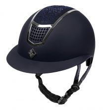 Fair Play Helmet Quantinum Chic Wide Visor Navy
