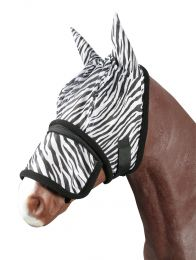 Pfiff Fly mask ''Zebra''