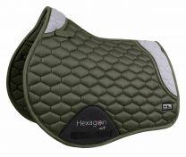 Fair Play Hexagon Air mesh 3D Saddle Pad