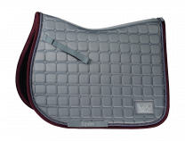 Equito All Purpose Saddle Pad Platinum Grey