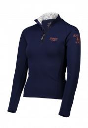 Equito Base Layer Navy Rose Gold