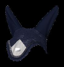Equito Ear Net Navy Shimmer