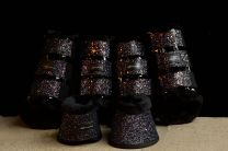 Amare Boots Set Black Opium