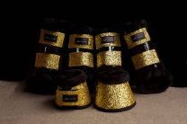 Amare Boots Set Egyptian Gold