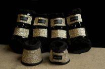 Amare Boots Set Platinum Gold