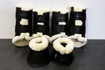 Amare Boots Set Exclusive Matt Creme