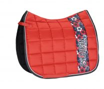Eskadron Next Generation Big Square saddle pad grenadine aloha