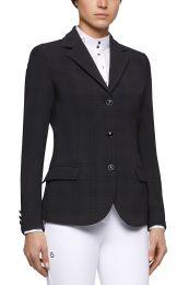 Cavalleria Toscana FW'20 Micro Print Lining Competition Jacket Ladies Q898