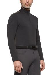 Cavalleria Toscana FW'20 Tech Wool Zip Turtleneck Sweater Men