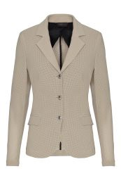 Cavalleria Toscana SS'20 All-Over Perforated Competition Jacket Ladies