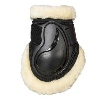 Back on Track AirFlow Light Fetlock Boots Faux Fur