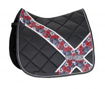 Eskadron Next Generation Bicross saddle pad anthracite aloha