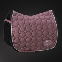 Eskadron Platinum SS'18 saddle pad Cotton Emblem Blossom