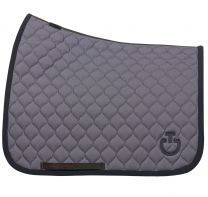 Cavalleria Toscana SS'21 Circular Quilted saddle pad F800
