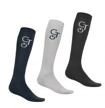 Cavalleria Toscana SS'21 CT Letters and Logo 3-pack Socks
