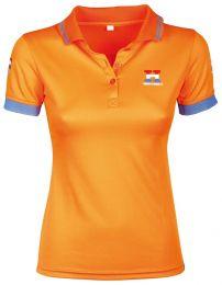 Harry's Horse Polo Shirt Dutch Orange
