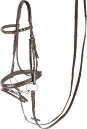 Harry's Horse Hoofdstel Luxury, with flash noseband
