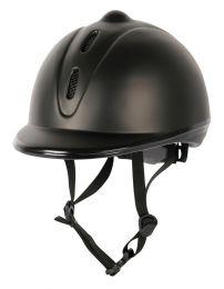 Harry's Horse Lightweight safety ridinghelmet black