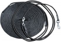 Harry's Horse double lunging draw reins black