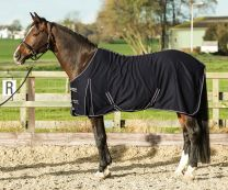 Harry's Horse summer rug polycotton black