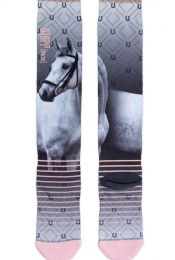 Stapp Horse Kniekous with horse and horseshoe print