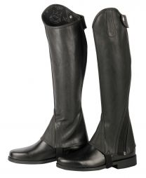 Harry's Horse Half chaps Nero