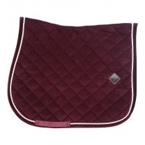 Kentucky Jumping Saddle Pad Corduroy