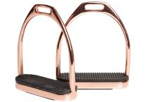Harry's Horse Fillis stirrups stainless steel Rosegold