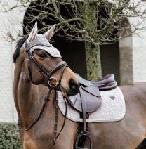 Kentucky Basic Velvet Jumping Saddle Pad
