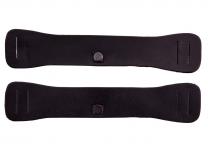 Premiere leather spur protectors