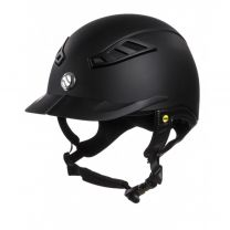 Back on Track EQ3 Lynx Smooth top helmet