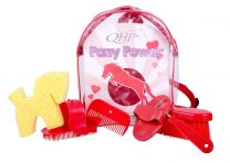 QHP Pony Power grooming bag