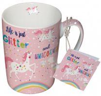 Pfiff Glitter&Unicorns Cup