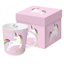 Pfiff cup Believe in Magic in giftbox