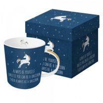 Pfiff Cup Always Unicorn in giftbox