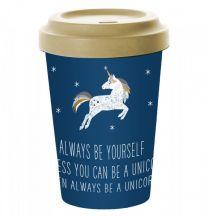 Pfiff Bamboo Always Unicorn travelcup