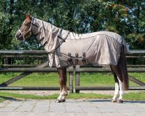 QHP SS'21 Fly Rug Combo Collection with neck