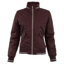 BR ladies bomber jacket Harmke Dark Merlot