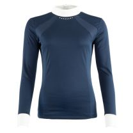 BR AW'19 Natasja ladies competition shirt long sleeve