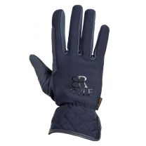 BR riding gloves Nicolina navy