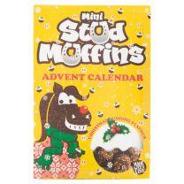 Stud Muffins mini muffins advent calendar