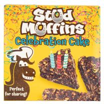 Stud Muffins Celebration Cake