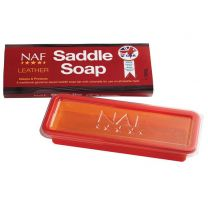 NAF Leather Saddle Soap 250gr