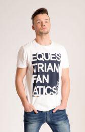 Eskadron Ken mens T-shirt white